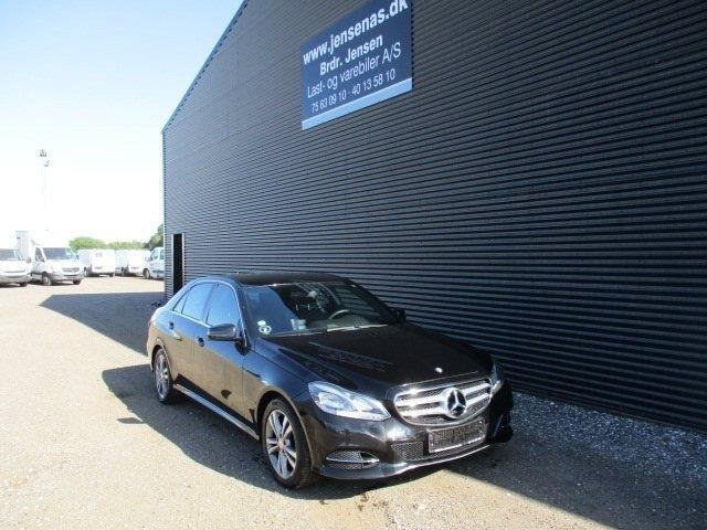 Mercedes E220 2,2 CDi Elegance aut. 2014<br/>Km: 80000