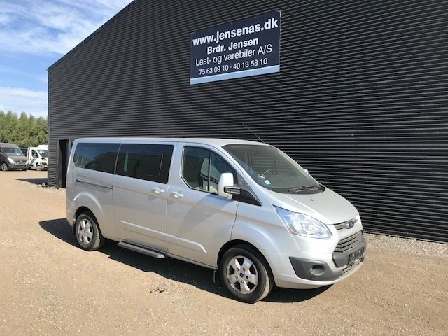 Ford Tourneo Custom 300L 2,0 TDCi 130 Limited 2016<br/>Km: 89000