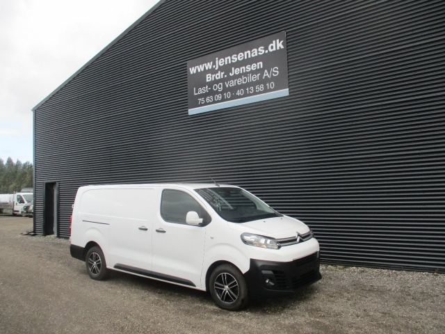 Citroën Jumpy 2,0 BlueHDi 180 EAT6 L3N2 2017<br/>Km: 17000