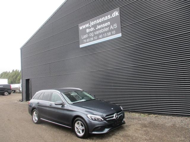 Mercedes C220 d 2,2 stc. aut. Van 2016<br/>Km: 78000