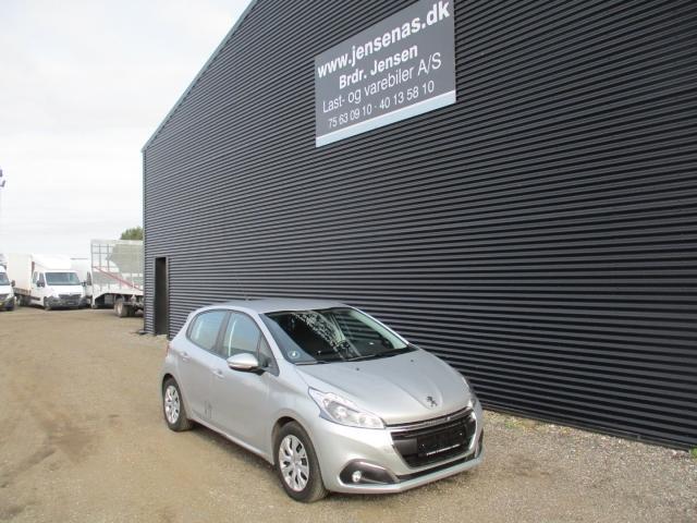 Peugeot 208 1,6 BlueHDi 100 Active Van 2017<br/>Km: 69000