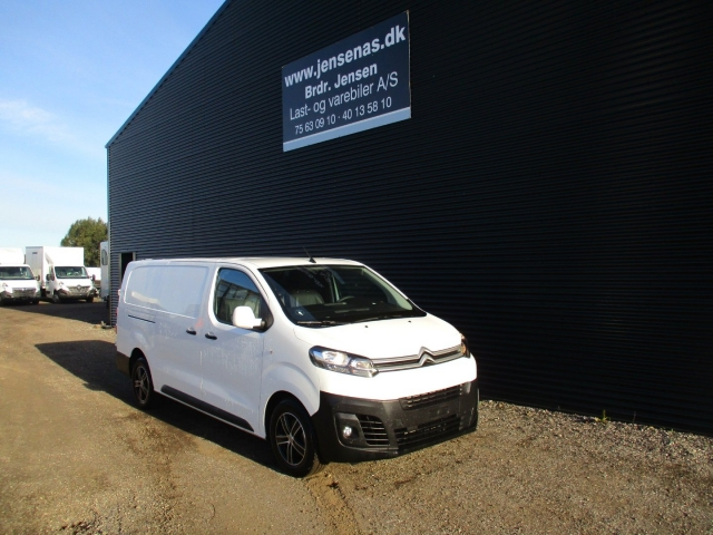 Citroën Jumpy 2,0 BlueHDi 180 EAT6 L3N2 2018<br/>Km: 4000