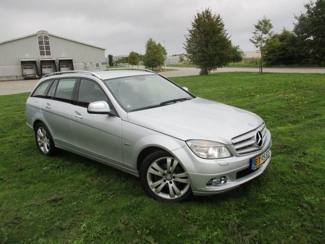 Mercedes C220 2,2 CDi Avantgarde stc. aut. Van 2008<br/>Km: 144000