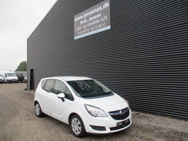 Opel Meriva 1,6 CDTi 110 Enjoy Activan 2014<br/>Km: 88000