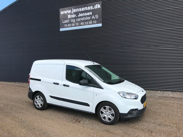 Ford Transit Courier 1,5 TDCi 100 Trend Van 2018<br/>Km: 1000