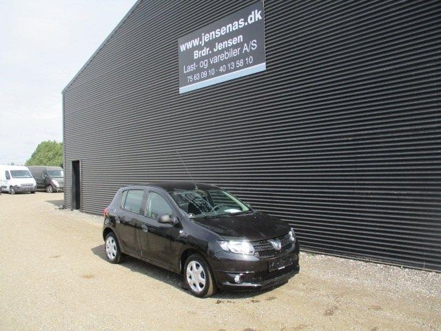 Dacia Sandero 1,5 dCi 75 Ambiance Van 2014<br/>Km: 32000