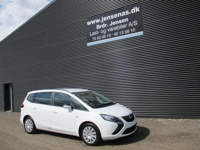Opel Zafira 2,0 CDTi 130 Enjoy eco Flexivan 2013<br/>Km: 65000