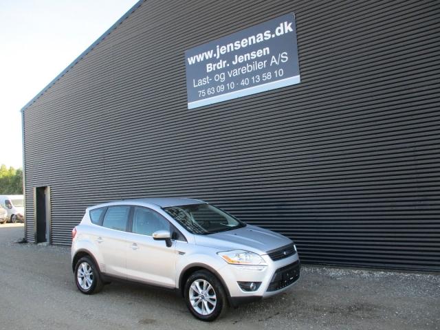 Ford Kuga 2,0 TDCi 140 Titanium S Van 2012<br/>Km: 128000