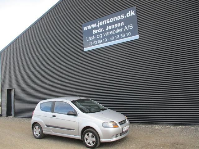 Chevrolet Kalos 1,2 S 2007<br/>Km: 116000