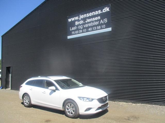Mazda 6 2,2 Sky-D 150 Vision st.car Van 2014<br/>Km: 84000