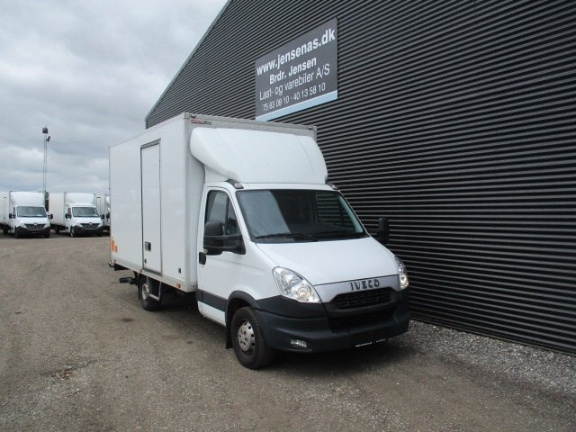 Iveco Daily 2,3 35S13 Alukasse m/lift 2011<br/>Km: 120000