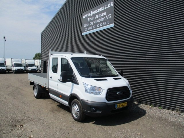 Ford Transit 350 L4 Chassis 2,0 TDCi 170 Trend H1 RWD 2018<br/>Km: 1000