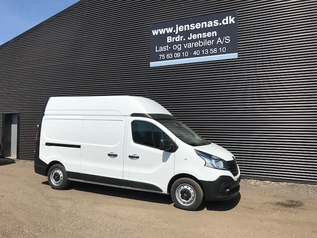 Renault Trafic T29 1,6 dCi 145 L2H2 2017<br/>Km: 1000