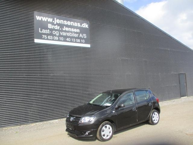 Dacia Sandero 1,5 dCi 75 Ambiance Van 2015<br/>Km: 32000
