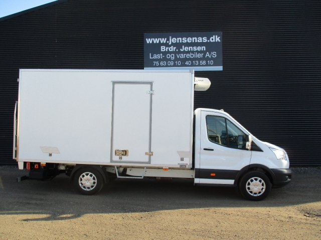Ford Transit 350 L4 Chassis 2,0 TDCi 170 Trend Køle-/Frysevogn 2016<br/>Km: 3000