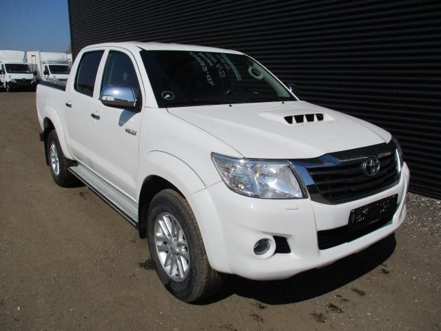 Toyota HiLux 3,0 D-4D Db.Cab aut. 4x4 T4 2011<br/>Km: 154000