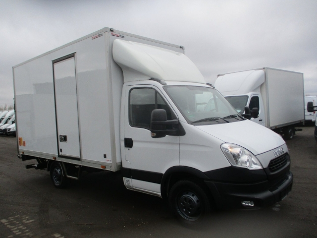 Iveco Daily 2,3 35S13 Alukasse m/lift 2013<br/>Km: 114000