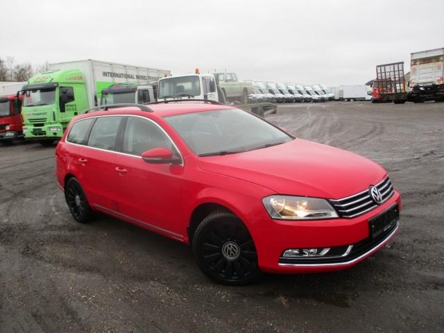 VW Passat 2,0 TDi 170 Comfortl. Vari. BM Van 2011<br/>Km: 94000