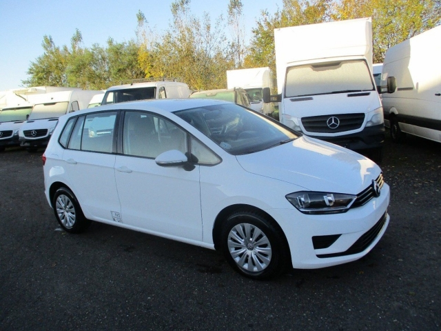 VW Golf Sportsvan 1,6 TDi 90 Startline BMT 2016<br/>Km: 78000