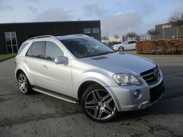 Mercedes ML63 6,3 AMG aut. Van 2010<br/> Km: 159000