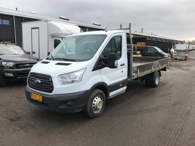 Ford Transit 350 L3 Chassis 2,0 TDCi 170 Ambiente H1 RWD 2016<br/>Km: 35000