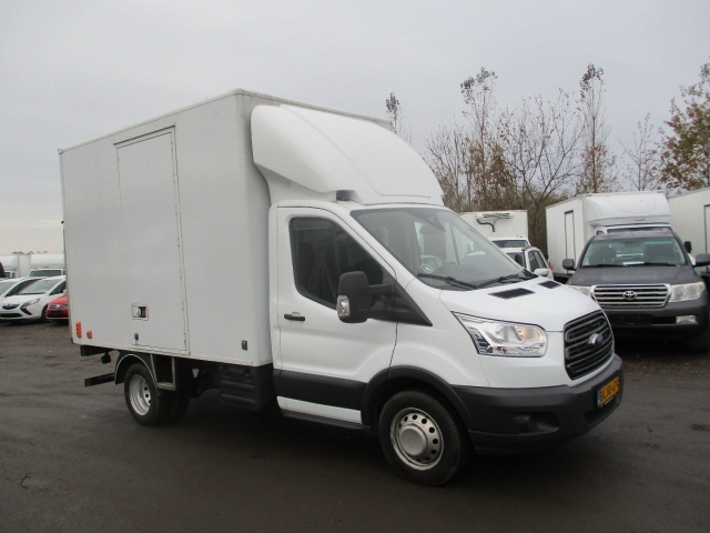 Ford Transit 350 L2 Chassis 2,2 TDCi 155 Alukasse RWD 2016<br/>Km: 92000