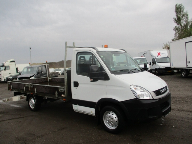Iveco Daily 2,3 35S13 3750mm Lad 2011<br/>Km: 92000