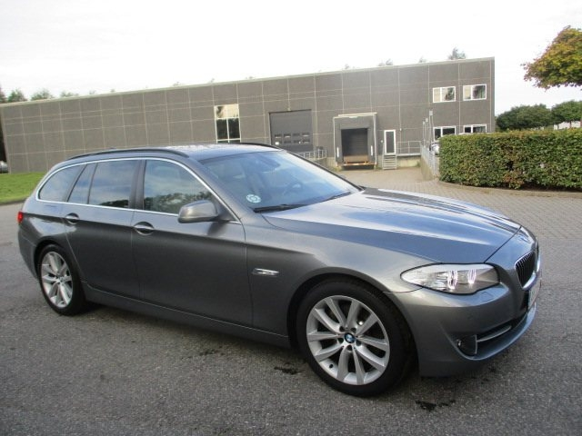 BMW 530d 3,0 Touring xDrive aut. 2012<br/> Km: 128000