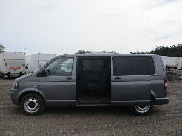 VW Transporter 2,0 TDi 180 DSG 9prs 2012<br/> Km: 94000